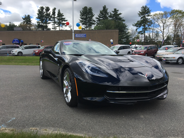 2016 chevrolet corvette stingray 2dr coupe w 2lt in hudson for New england motor car