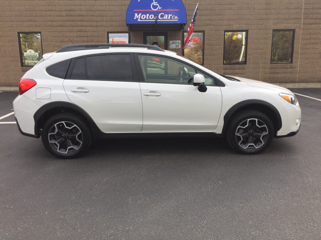 2014 subaru xv crosstrek awd limited 4dr crossover in for New england motor car