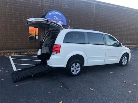 2011 Dodge Grand Caravan for sale in Hudson, NH