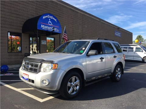 2010 Ford Escape for sale in Hudson, NH