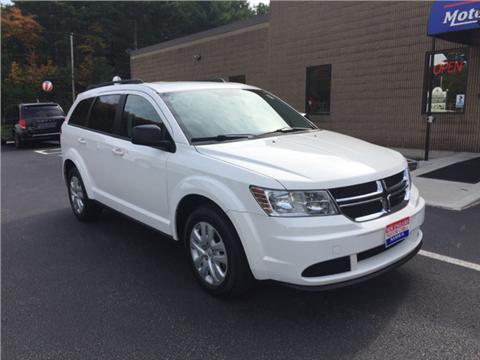 2016 Dodge Journey for sale in Hudson, NH