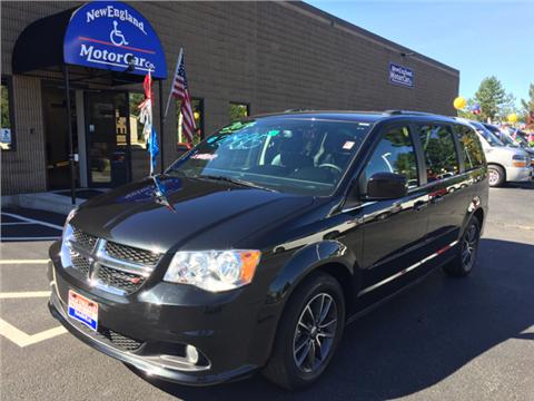 2017 Dodge Grand Caravan for sale in Hudson, NH