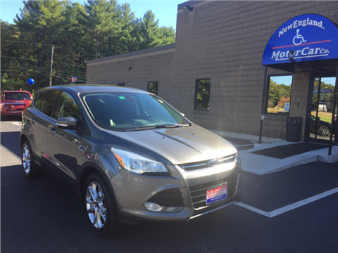 2013 Ford Escape for sale in Hudson, NH