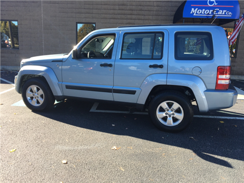 2012 Jeep Liberty for sale in Hudson, NH