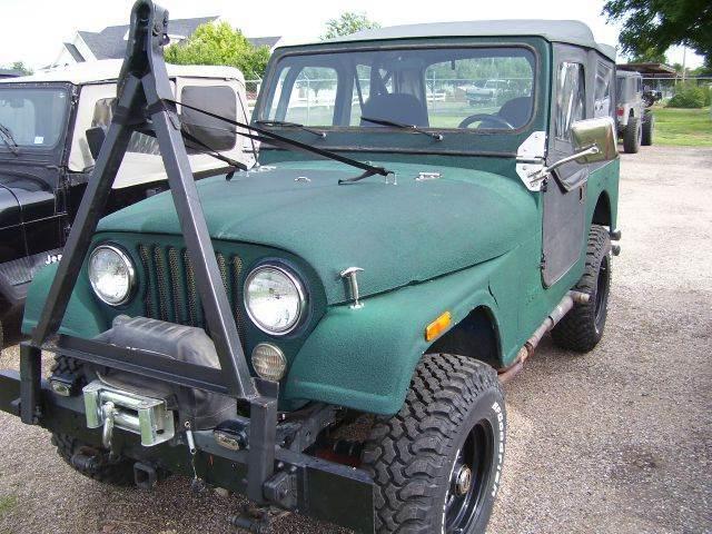 1976 jeep cj 7 for sale in winston salem nc. Black Bedroom Furniture Sets. Home Design Ideas