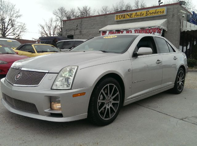2006 cadillac sts v v. Cars Review. Best American Auto & Cars Review