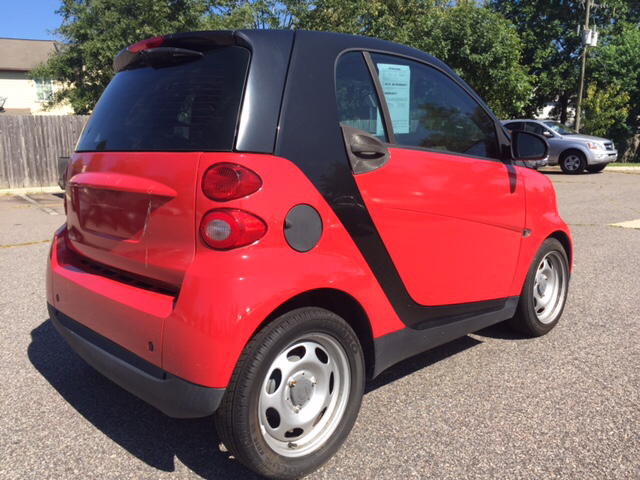 2009 smart fortwo passion 2dr hatchback in virginia beach. Black Bedroom Furniture Sets. Home Design Ideas