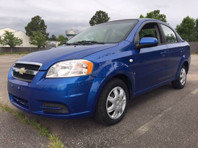 2007 Chevrolet Aveo near Virginia Beach VA 23462 for $4,495.00