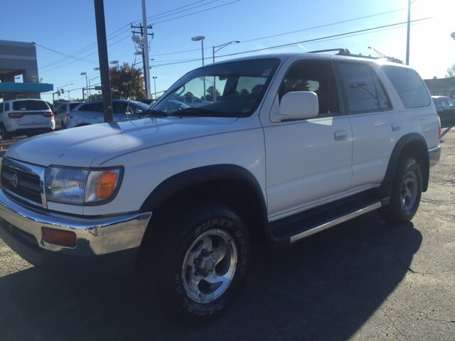 1998 Toyota 4Runner for sale in Los Angeles CA