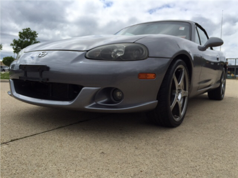 2004 Mazda MAZDASPEED MX-5 for sale in Virginia Beach, VA