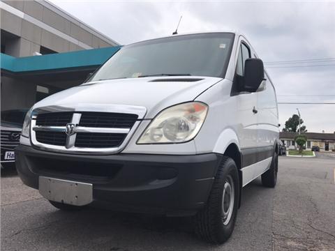 2008 Dodge Sprinter Cargo for sale in Virginia Beach, VA