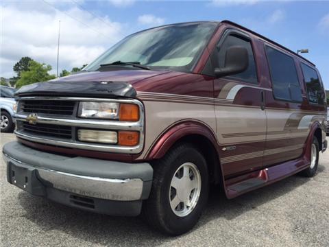 2000 Chevrolet Express Passenger for sale in Virginia Beach, VA