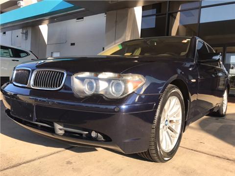 2005 BMW 7 Series for sale in Virginia Beach, VA