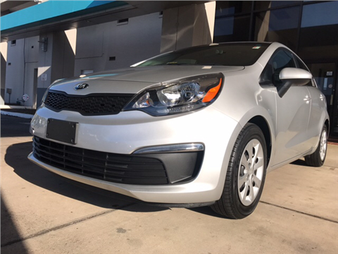 2016 Kia Rio for sale in Virginia Beach, VA