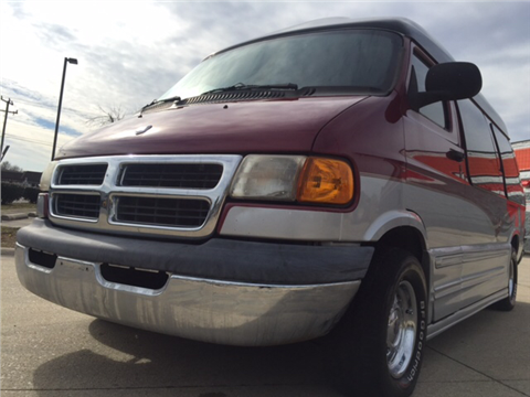 2000 Dodge Ram Van for sale in Virginia Beach, VA