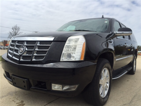 2007 Cadillac Escalade ESV for sale in Virginia Beach, VA