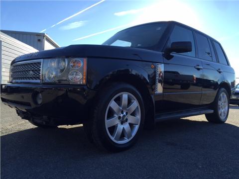 2005 Land Rover Range Rover for sale in Virginia Beach, VA