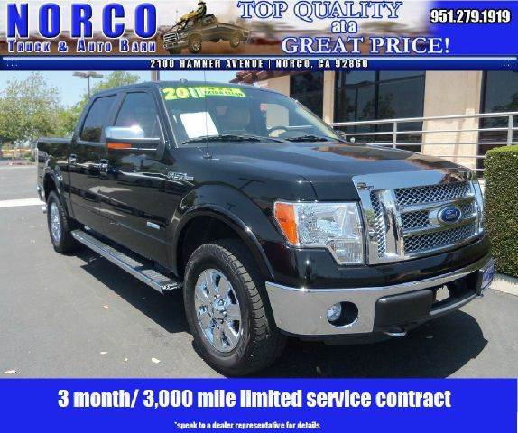 2011 Ford F-150 for sale in Norco CA