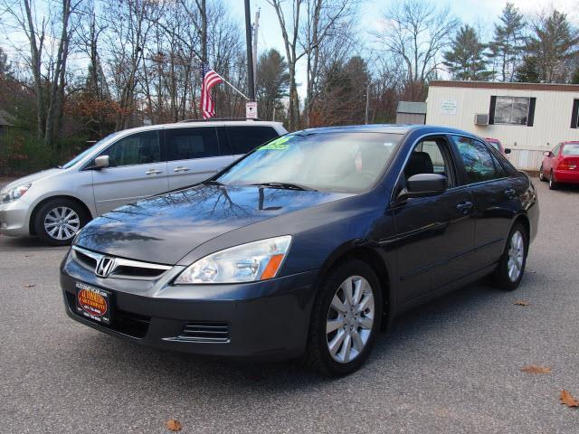 2006 Honda Accord for sale in Epsom NH