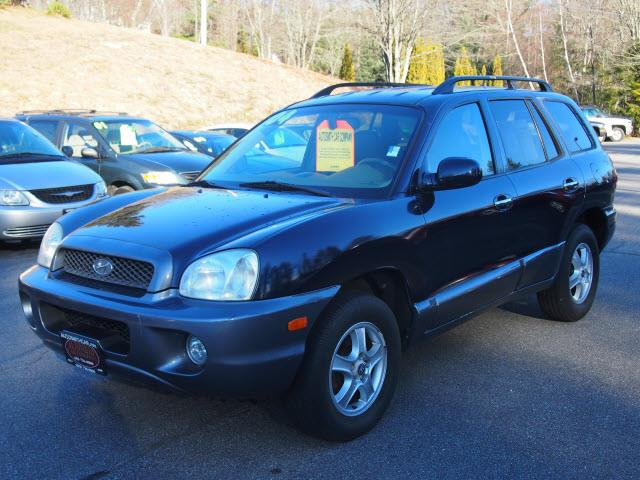 2004 Hyundai Santa Fe GLS ** AWD - Epsom NH