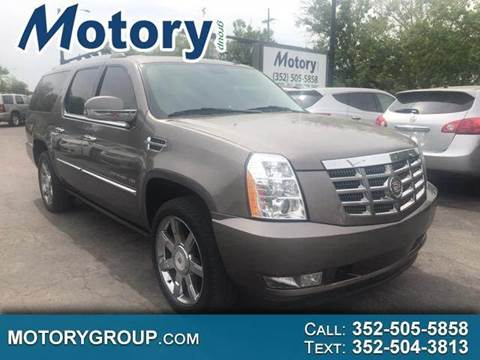 escalade awd lexington ky used cadillac suv for sale premium in
