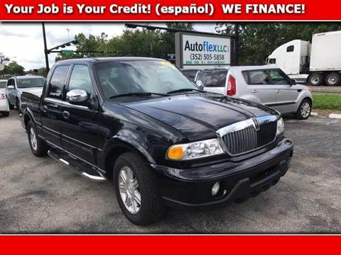 2002 Lincoln Blackwood for sale in Gainesville, FL