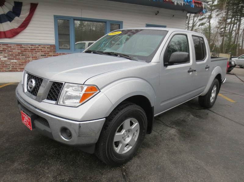 2005 nissan frontier 4dr crew cab se 4wd sb in pepperell ma quality auto sales. Black Bedroom Furniture Sets. Home Design Ideas