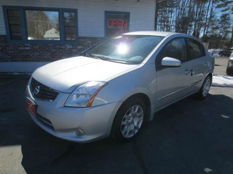 2012 Nissan Sentra for sale in Pepperell, MA