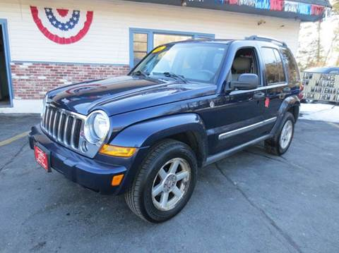 2006 Jeep Liberty for sale in Pepperell, MA