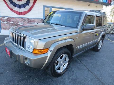 2006 Jeep Commander for sale in Pepperell, MA