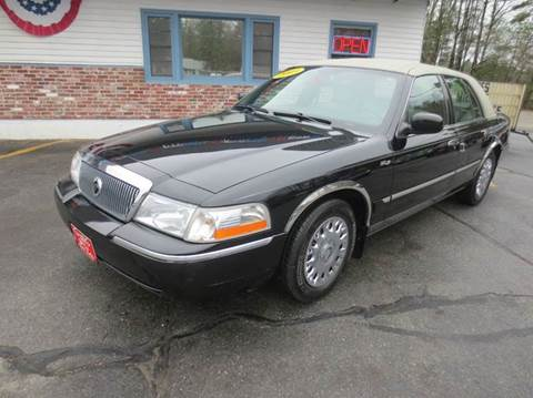2003 Mercury Grand Marquis for sale in Pepperell, MA