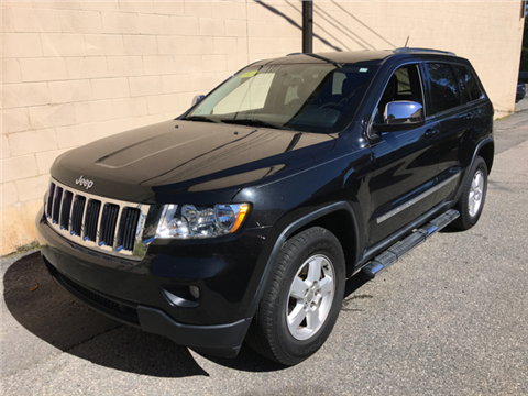 2011 Jeep Grand Cherokee for sale in Peabody, MA