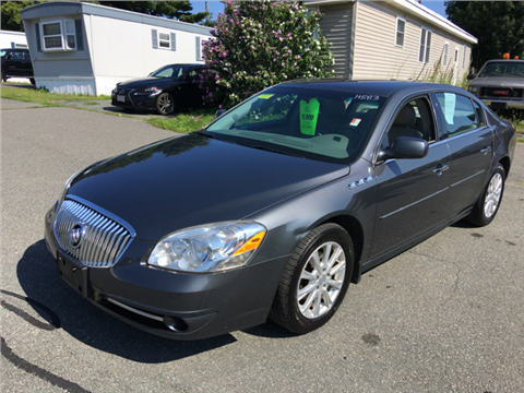 2011 Buick Lucerne for sale in Peabody, MA