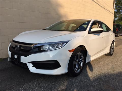 2016 Honda Civic for sale in Peabody, MA