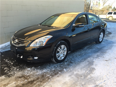 2012 Nissan Altima for sale in Peabody, MA