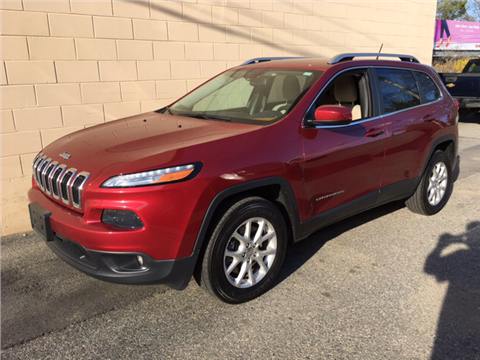 2015 Jeep Cherokee for sale in Peabody, MA