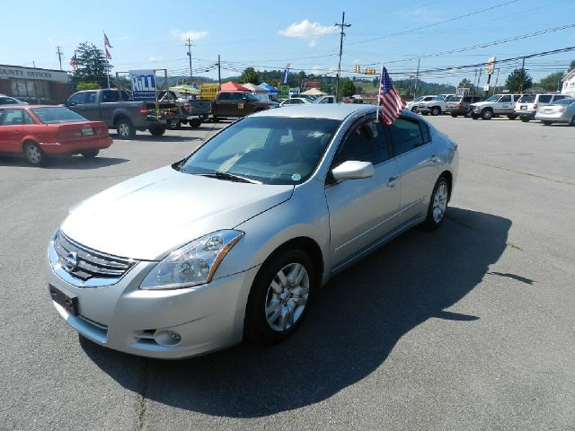 2010 NISSAN ALTIMA 25 S 4DR SEDAN silver all electrical and optional equipment on this vehicle ha