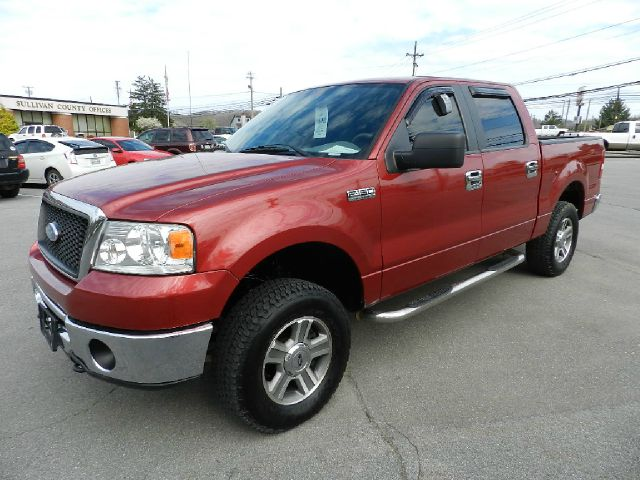 2007 FORD F-150 XLT 4DR SUPERCREW 4WD STYLESIDE maroon the electronic components on this vehicle