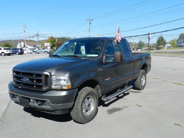 2004 FORD F-250 SUPER DUTY XLT 4DR SUPERCAB 4WD SB gray there are no electrical problems with this