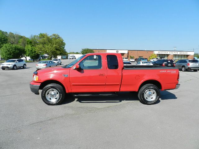 2001 FORD F-150 XLT 4DR SUPERCAB 4WD STYLESIDE S red you wont find any electrical problems with t