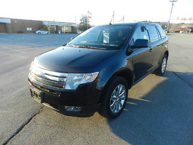 2008 FORD EDGE SEL AWD SUV blue all power equipment on this vehicle is in working order  this veh