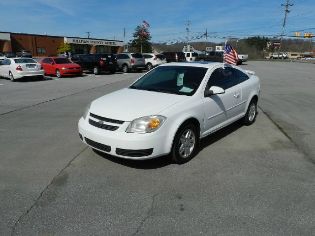 2007 CHEVROLET COBALT LT 2DR COUPE white all electrical and optional equipment on this vehicle ha