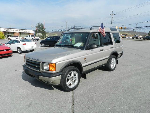 2002 LAND ROVER DISCOVERY SERIES II SERIES II SE beige there are no electrical concerns associated