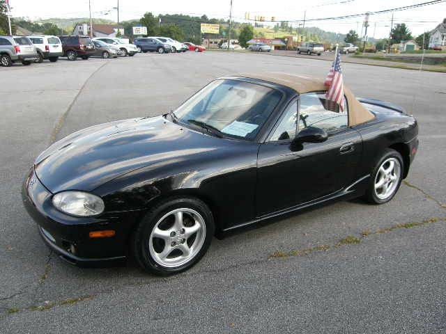 2000 MAZDA MX-5 MIATA LS black all electrical and optional equipment on this vehicle have been che