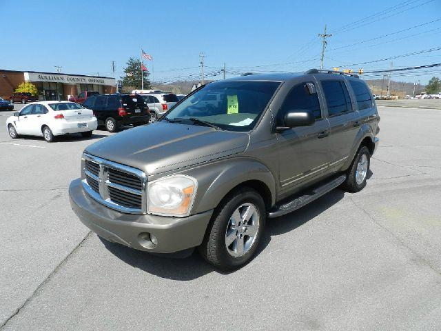 2006 DODGE DURANGO LIMITED 4DR SUV gold all power equipment on this vehicle is in working order