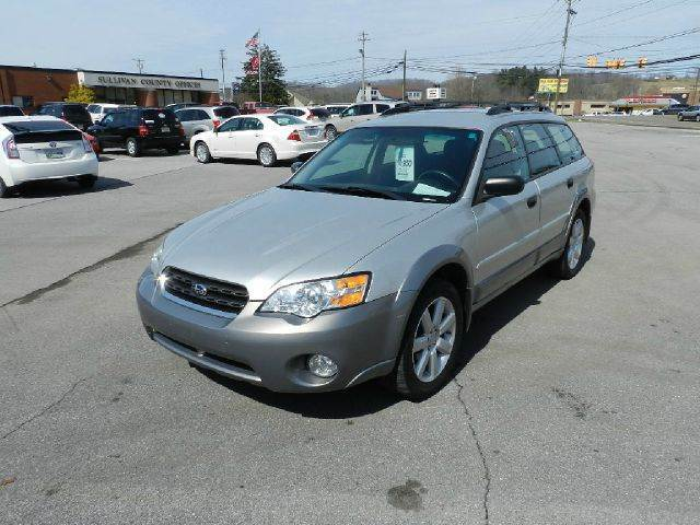 2007 SUBARU OUTBACK 25I AWD 4DR WAGON silver all power equipment on this vehicle is in working o