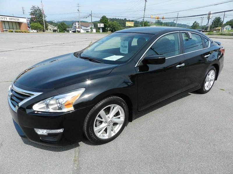 2013 NISSAN ALTIMA 25 SV 4DR SEDAN black there are no electrical concerns associated with this ve
