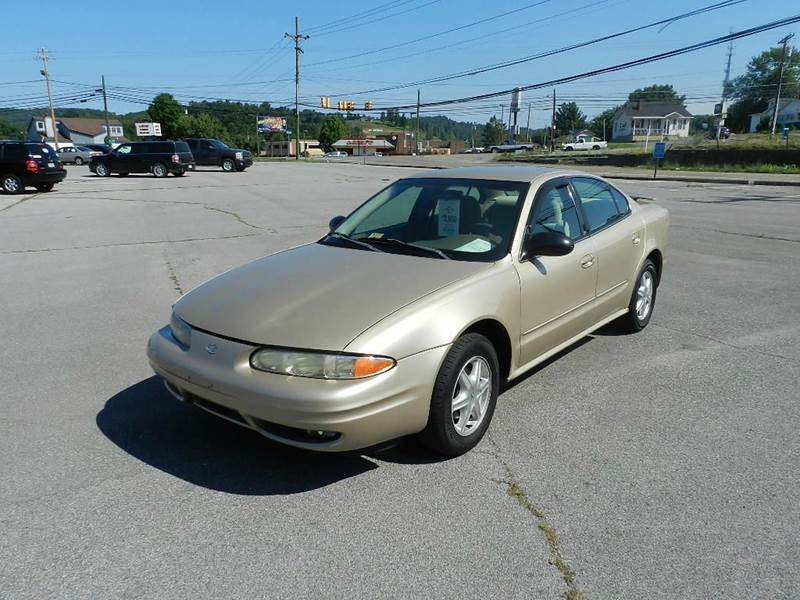 2003 OLDSMOBILE ALERO GL1 4DR SEDAN gold the electronic components on this vehicle are in working