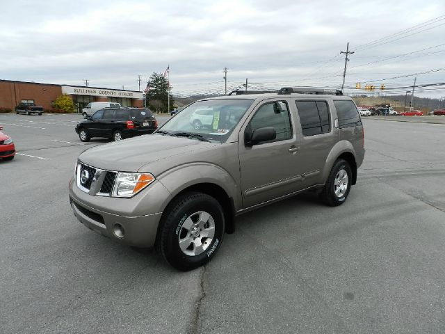 2007 NISSAN PATHFINDER LE 4WD pewter there are no electrical problems with this vehicle  there ar