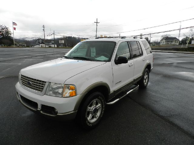 2002 FORD EXPLORER EDDIE BAUER 2WD 4DR SUV white all power equipment is functioning properly  not